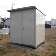 神奈川県厚木市 パネルハウス(プレハブ)