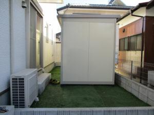 東京都八王子市 パネルハウス(プレハブ)