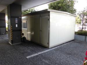神奈川県横浜市港北区 パネルハウス(プレハブ)