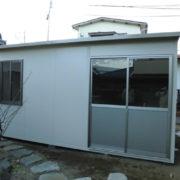 神奈川県藤沢市 プレハブ・パネルハウス