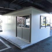 静岡県熱海市 パネルハウス(プレハブ)