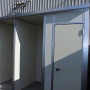 千葉県千葉市 快適トイレ・屋外トイレ