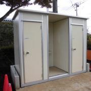 千葉県 仮設トイレ(屋外トイレ)
