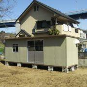 東京都あきる野市 パネルハウス(プレハブ)