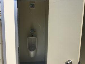 神奈川県横浜市鶴見区 仮設トイレ(屋外トイレ)